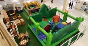 Últimos dias da Fazendinha Kids Park no Campinas Shopping