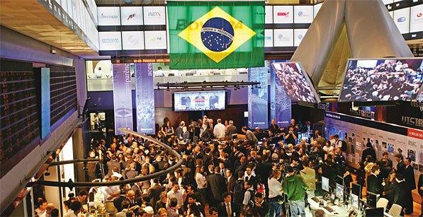 2eb96e236d1e O índice da Bolsa de Valores de São Paulo (Ibovespa) abriu hoje (4) em alta  de 0,27%, com 77.545 pontos às 10h, após a turbulência da última  sexta-feira, ...