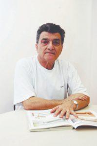 Prof. Giuseppe Nobilioni. Foto: Divulgação